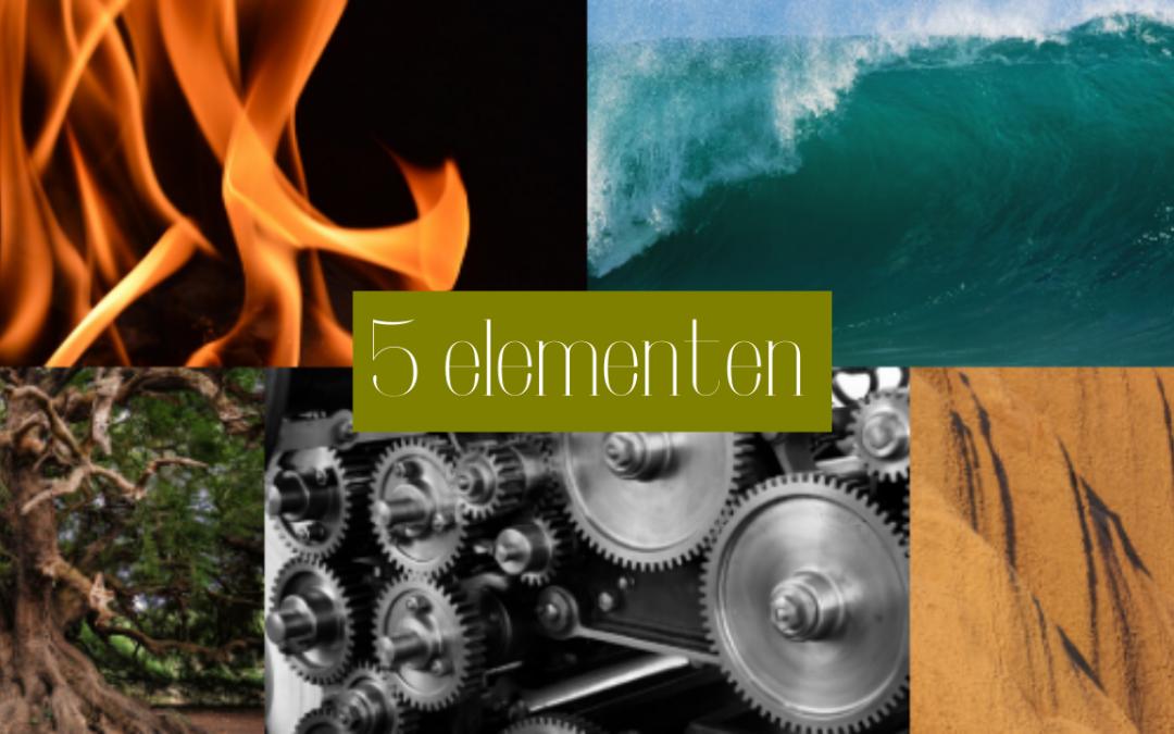 Hoe mijn vakantie in het teken staat van de 5 elementen