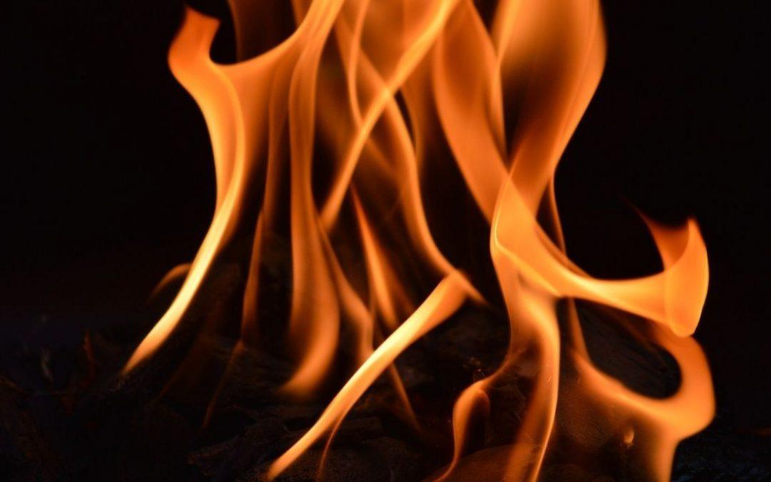 Verbranden geeft ruimte